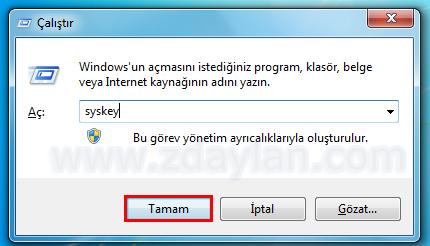 Syskey7