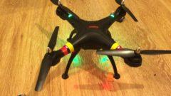 Syma X8C Drone incelemesi