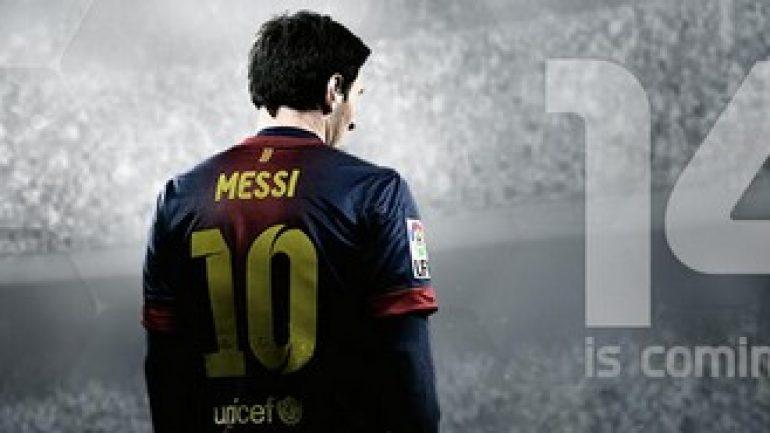 FIFA 14'ten yeni görüntüler – VİDEO