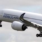 Airbus A350 ile ilk uçuş testi yapıldı