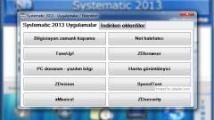 Systematic 2013 – zdaylansoft