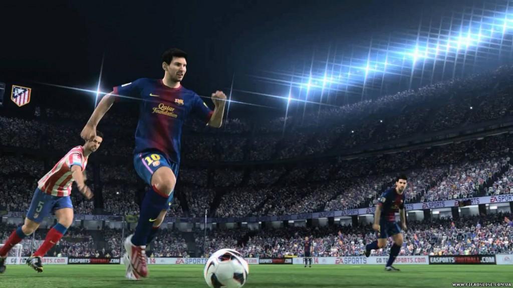 FIFA 14 için klavye ayarları – Ayar dosyası indir