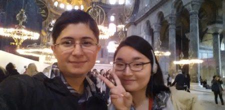 Güney Koreli misafirimiz Jeong Yoon Kim ile İstanbul & Sakarya gezimiz