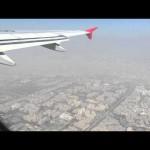 Delhi – Chennai uçuşu için Indira Gandhi havalimanından kalkış