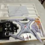 Syma X5SW FPV quadcopter incelemesi