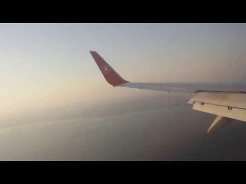 İstanbul'a iniş – Ağustos 2013