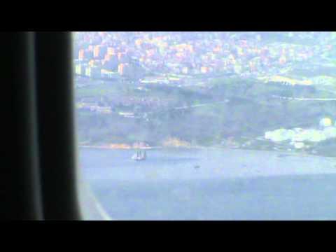 Medine dönüşü, İstanbul inişi ve uçaktan korkan adam(!) – Nisan 2011