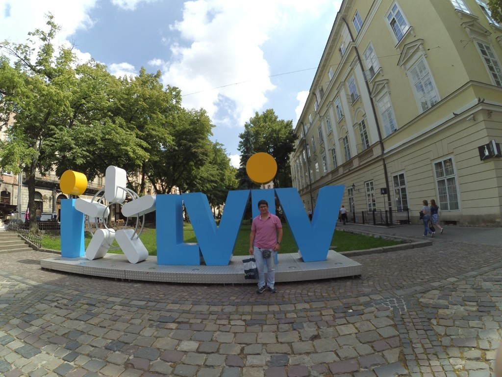 Lviv, Ukranya | Haziran 2016