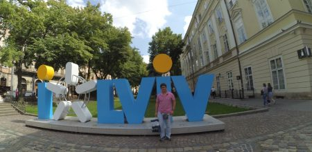 Lviv, Ukranya   Haziran 2016