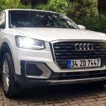 Audi Q2 hakkında görüşlerim – Audi Q2 hakkında yorumlar