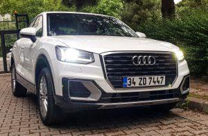 Audi Q2 hakkında görüşlerim
